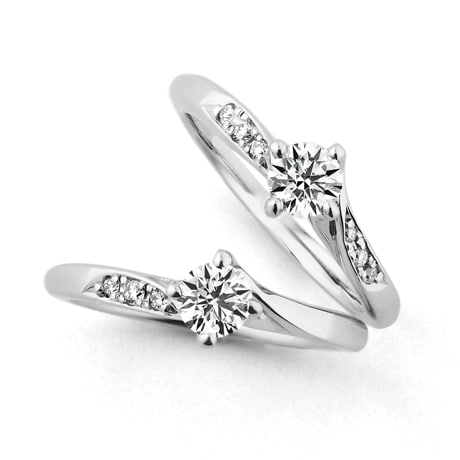 Diamond lily メレ ダイヤモンド・リリー メレ