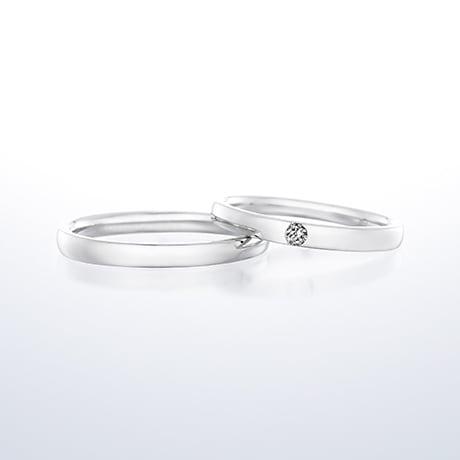 結婚指輪「Amulet 1」