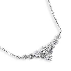 銀座ダイヤモンドシライシのアニバーサリージュエリー
