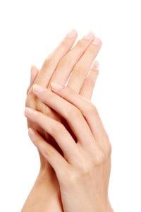はめる指によって意味の違う指輪のイメージ