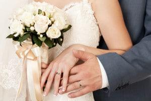 婚約指輪と結婚指輪の兼用は二人で相談するイメージ