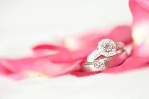 婚約指輪は一生の宝物