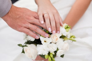 結婚指輪は特別なもの