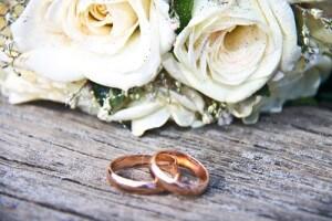 結婚指輪に入れるメッセージのイメージ