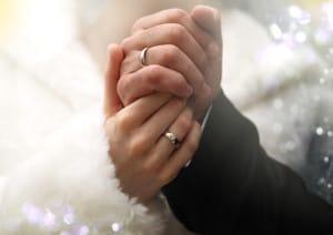 お気に入りの結婚指輪と運命の出会い