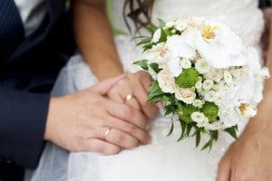 結婚指輪の由来と意味とは?のイメージ