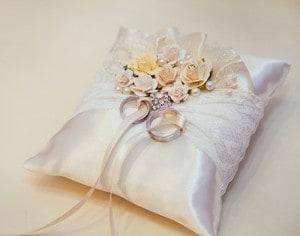 結婚指輪のデザインは別々でも良いイメージ