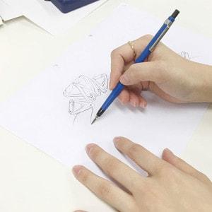 オーダーメイドの指輪を作るイメージ