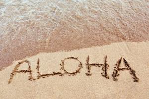 ハワイ語の愛の言葉イメージ