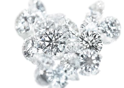 フェア婚約指輪成約特典:高品質ダイヤモンドルース