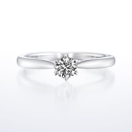 人気婚約指輪ランキング1位「White Lily(ホワイトリリー)」