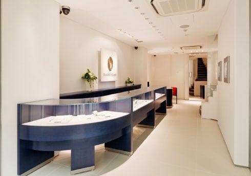 銀座ダイヤモンドシライシ 神戸三宮店 店内イメージ