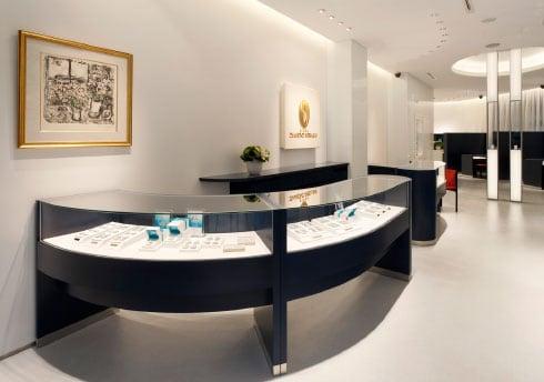 銀座ダイヤモンドシライシ 柏店 店内イメージ